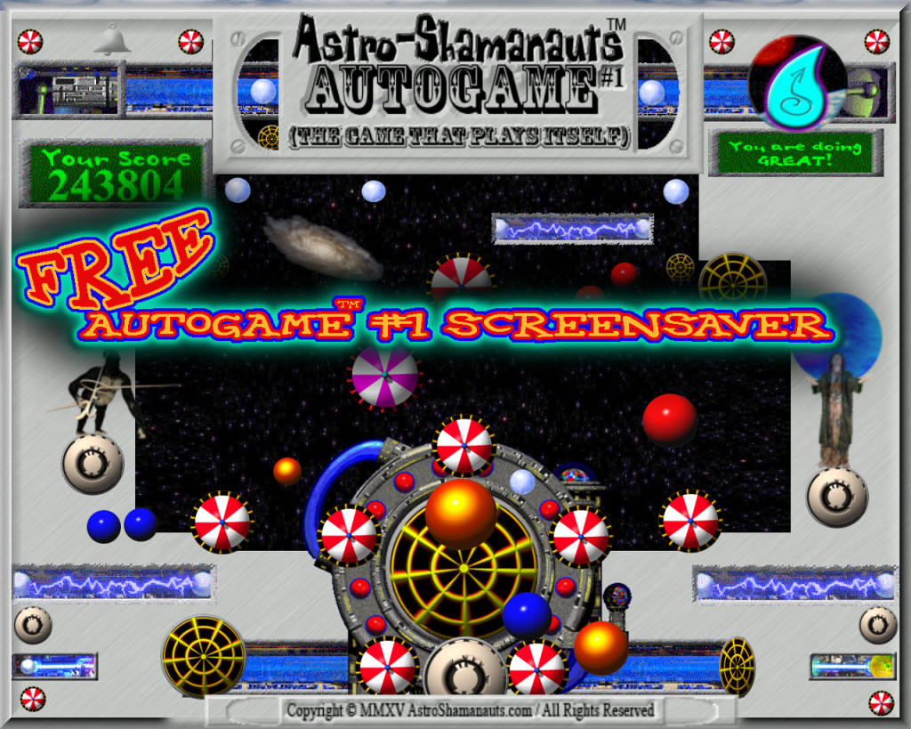 Download AutoGame #1 Screensaver\